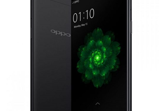 OPPO F3 Black Limited Edition launched in India, priced at Rs. 19,990