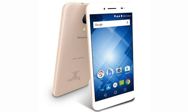 Panasonic Eluga I3 Mega with 4G VoLTE launched in India, priced at Rs. 11,490