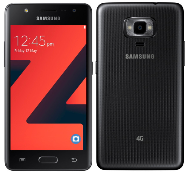Samsung Z4 goes on sale in India for Rs. 5,790