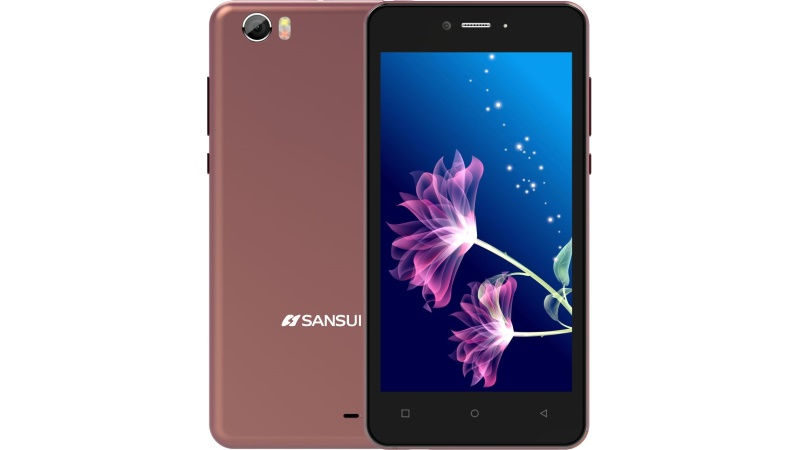 Sansui Horizon 2 with 4G VoLTE launched in India on Flipkart, Priced at Rs. 4,999