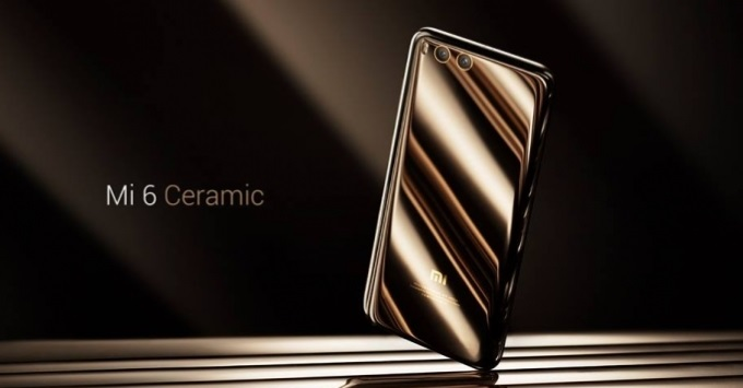 Xiaomi Mi 6 Ceramic Edition goes on sale in China for 2999 RMB