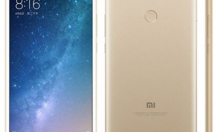 Xiaomi Mi Max 2 with 5300mAh battery, SD 625 SoC announced
