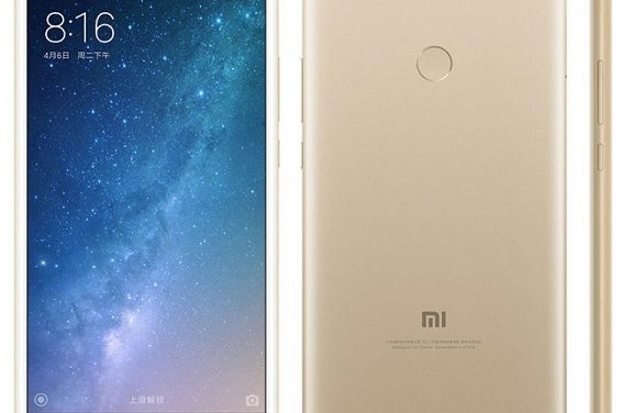 Xiaomi Mi Max 2 4GB RAM 32GB storage variant launched in India, priced at Rs. 12,999