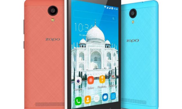 Zopo Color M5 with 4G VoLTE launched in India, priced at RS. 5,999