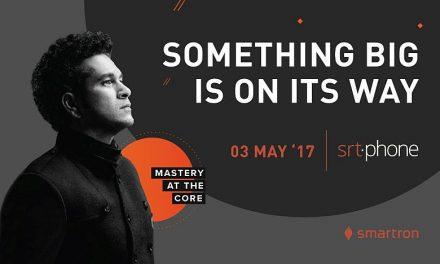 Smartron to launch Sachin Tendulkar SRT.Phone on 3 May via Flipkart