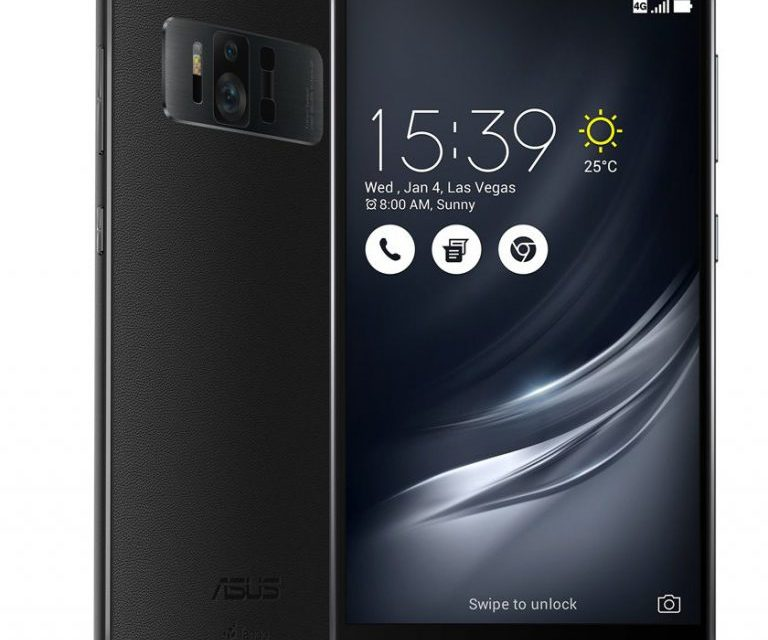 Asus Zenfone AR with 8GB RAM launching in India soon, officially teased