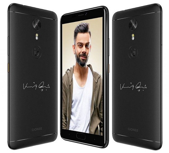 Gionee A1 Virat Kohli Signature Edition launched in India, priced at Rs. 19,999