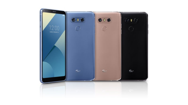 LG G6+ with 128GB storage and Wireless Charging launched