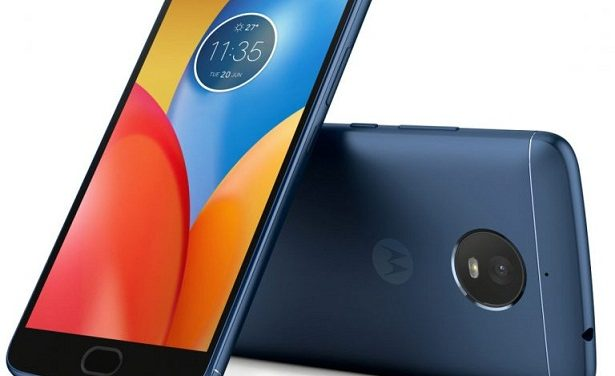 Motorola Moto E4 Plus launched in Oxford Blue color in India for Rs. 9,999