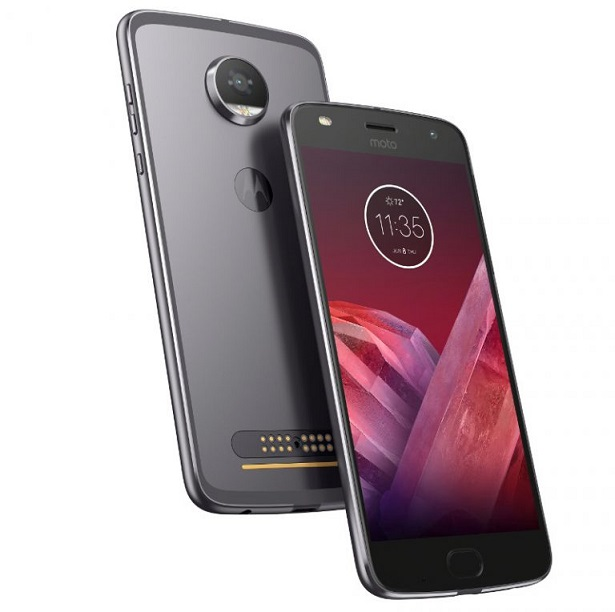 Motorola Moto Z2 Play goes on sale in India, priced at Rs. 27,999