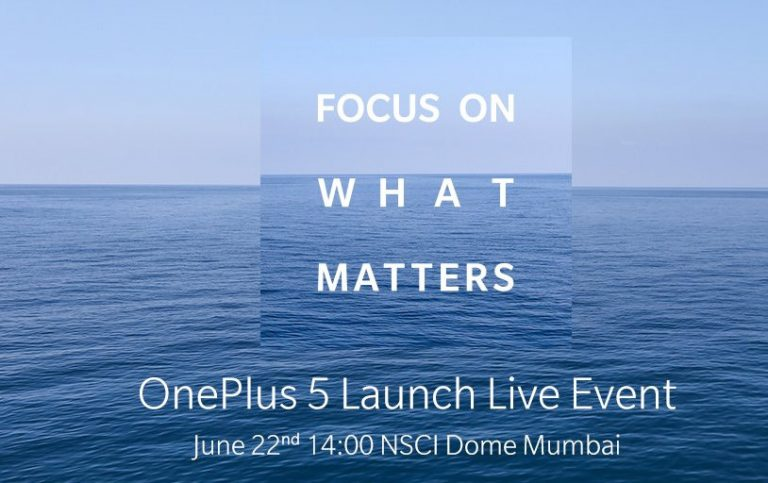 OnePlus 5 India launch Invite sold out soon after going on sale