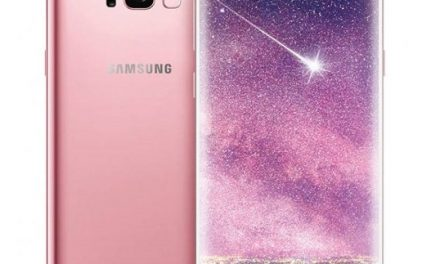 Samsung Galaxy S8+ now comes in shinny new Rose Pink color