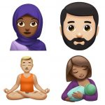 Apple showcases upcoming emojis like yoga, Headscrarf Women, Coconut & more