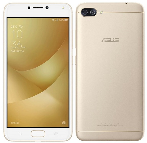 Asus Zenfone 4 Max with Dual rear camera announced