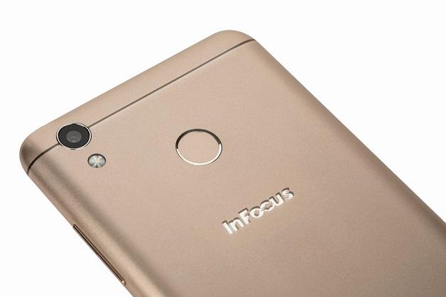 InFocus Turbo 5 packs bigger 5000mAh battery and 13 Megapixel camera at affordable price