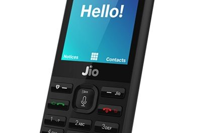 Reliance launches JioPhone in India with effective price of Rs. 0, requires refundable deposit of Rs. 1500