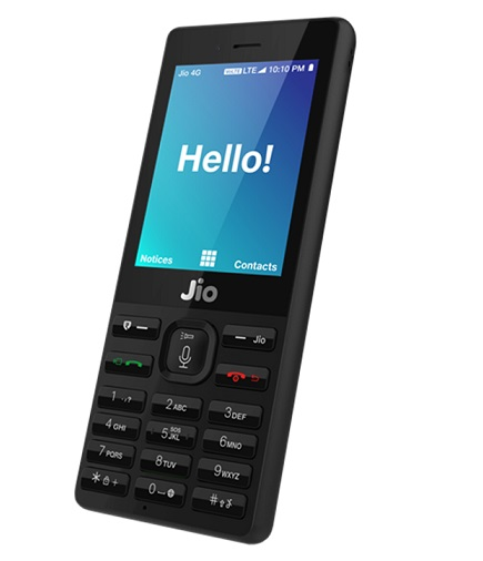 Reliance JioPhone Price in India, Specs and Features