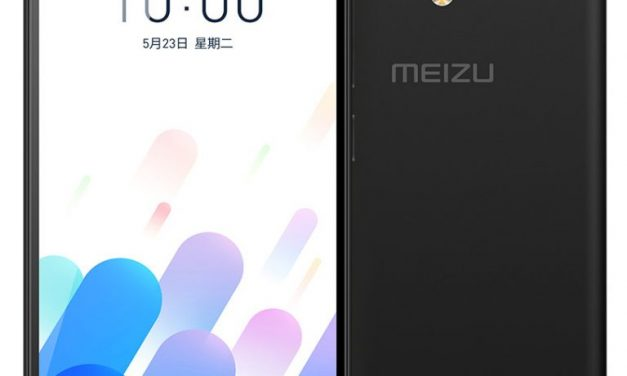 Meizu A5 with 4G VoLTE, 3,060mAh battery announced in China