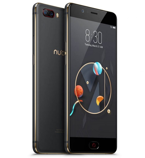 Nubia M2 with dual rear cameras launched in India, priced at Rs. 22,999