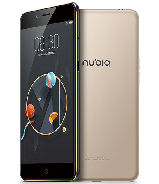 ZTE to launch the Nubia N2 smartphone on July 5