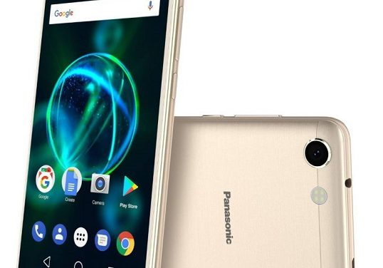 Panasonic P55 Max with Android 7 Nougat, 5000mAh battery launched at Rs. 8,499