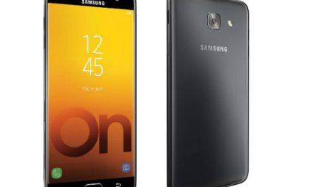 Samsung Galaxy On Max launched in India, priced at Rs. 16,900
