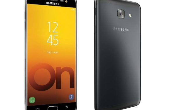 Samsung Galaxy On Max goes on sale in India for Rs. 16,900 on Flipkart