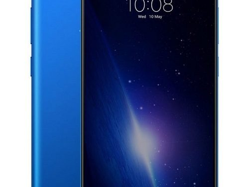 Vivo V5s Energetic Blue color variant launched in India for Rs. 17,990
