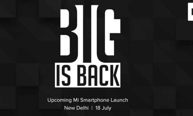 Xiaomi Mi Max 2 confirmed to be launched in India on 18, goes on sale on 23 July