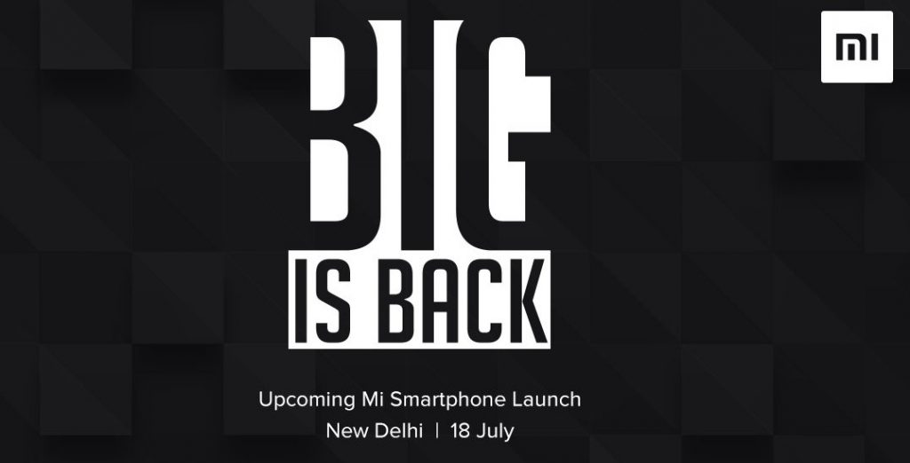 Xiaomi Big is Back