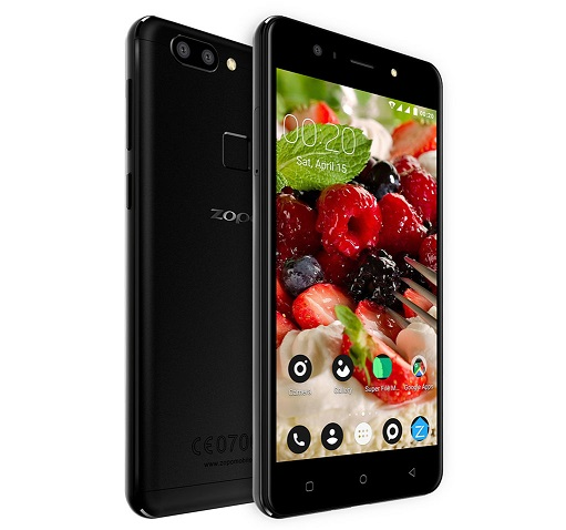 ZOPO Speed X with Android 7 Nougat launched in India, priced at Rs. 9,499
