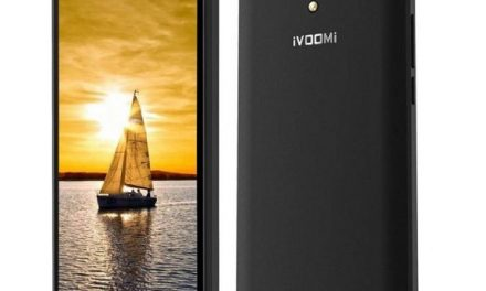 iVooMi Me5 with HD screen, 2GB RAM launched in India, priced at Rs. 4,499