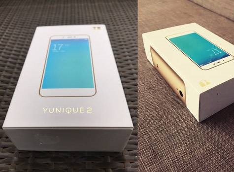Yu Yunique 2 launching in India tomorrow, retail box leaked