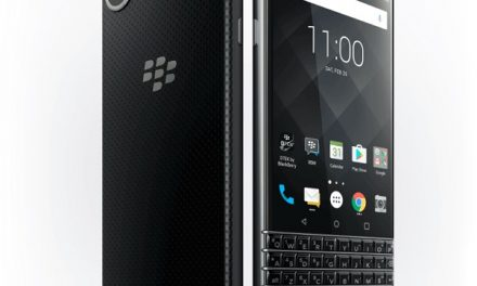 BlackBerry KeyOne with SD 625 SoC, QWERTY Keyboard launched in India, priced at Rs. 39,990