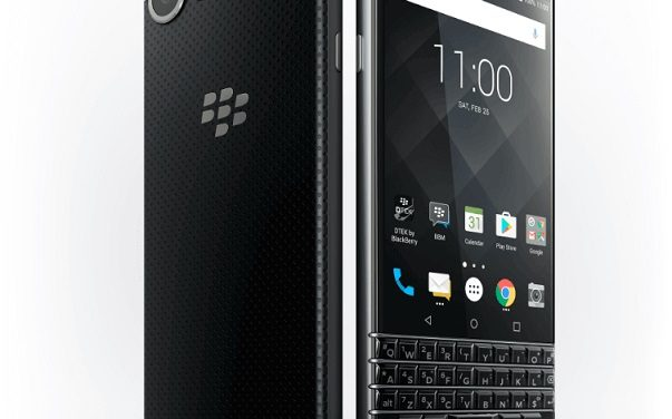 Blackberry KeyOne goes on sale in India for Rs. 39,990