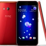 HTC U11 Solar Red Colour variant launched in India for Rs. 51,990