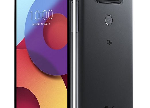 LG Q8 with Quad HD screen, secondary display , Dual camera launched in Korea