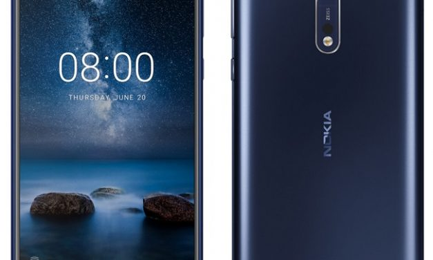 Nokia 8 starts getting Android 8 Oreo update via OTA