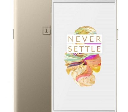 OnePlus 5 Soft Gold color variant to go on sale in India from 9 August Midnight