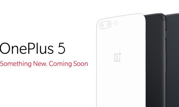 OnePlus teases new White or Gold colour option for OnePlus 5