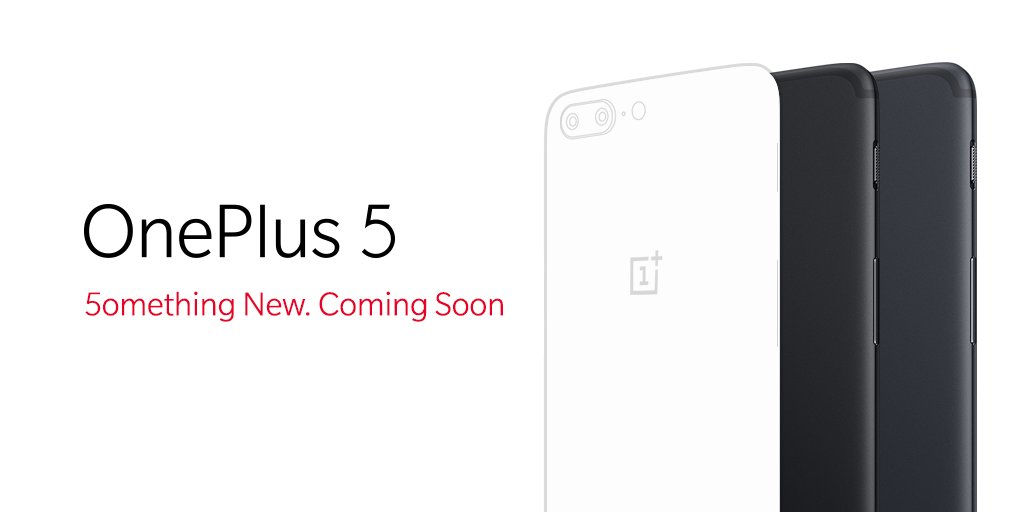 OnePlus teases a new color for the OnePlus 5