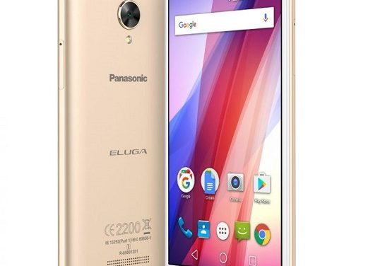 Panasonic Eluga I2 Active with Android 7 launched in India for Rs. 7,190