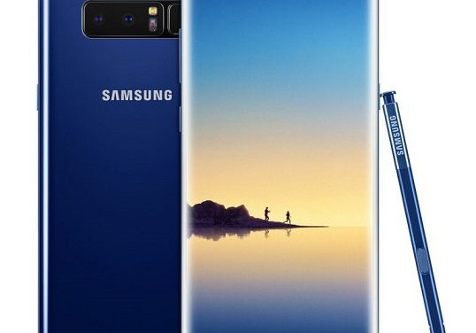 Samsung Galaxy Note8 launched in India, priced at Rs. 67,900