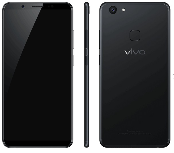 Vivo V7+ with 24MP front camera, Full View Display launched in India for Rs. 21,990