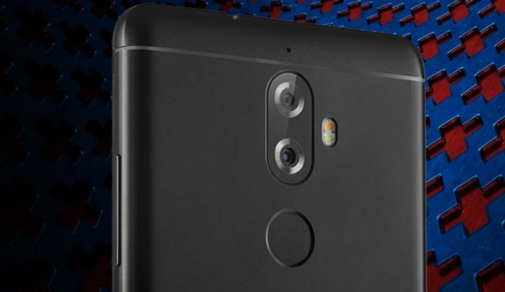 Lenovo K8 Plus launched with dual cameras, 4000mAh battery for Rs. 10999