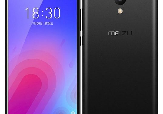 Meizu M6 with 3GB RAM, 4G VoLTE announced in China
