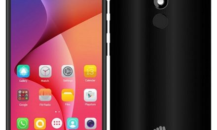 Micromax Selfie 3 E460 with 16MP front camera launched in India for Rs. 11,999