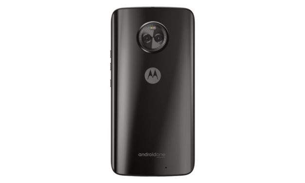Motorola Moto X4 Android One Edition render leaked, launching soon