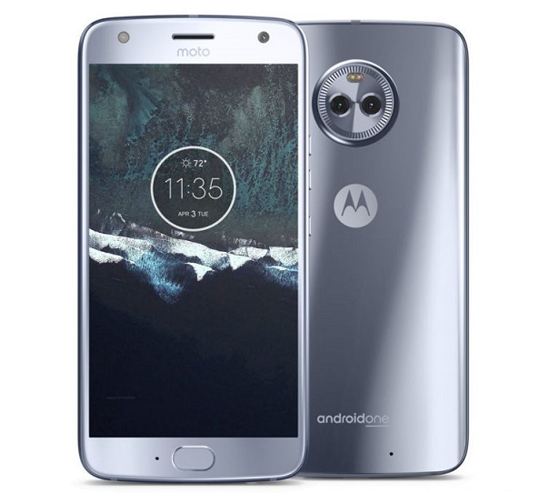 Motorola Moto X4 Android One Edition launched in US for $399