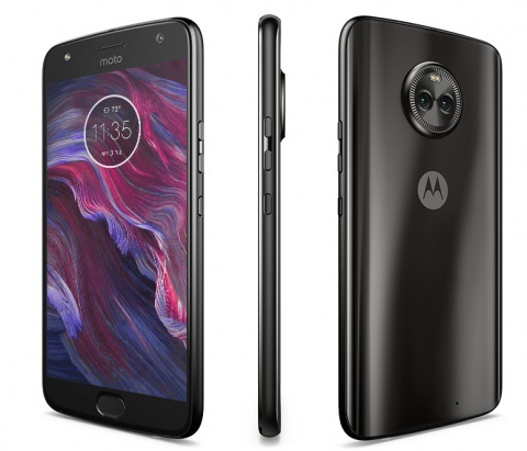 Motorola Moto X4 to be launched in India on 3rd October